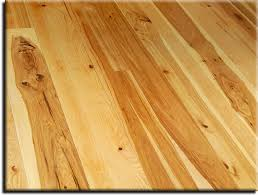 wide plank rustic hickory flooring manufactured by appalachian woods