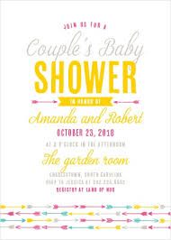 baby shower for couples baby shower invitations 40 designs basic invite