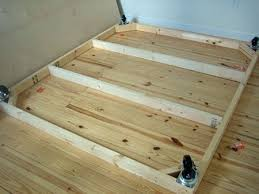 Make Wood Platform Bed by Best 25 Cheap Platform Beds Ideas On Pinterest Diy Platform Bed