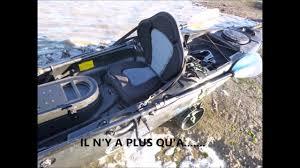 reglage siege auto réglage du siège prémium assise épaisse de chez galaxy kayaks