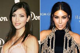 How To Change Your Eyebrow Shape Before And After Celebrity Eyebrows Best Celebrity Eyebrow