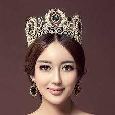 wedding headdress aliexpress buy wholesale princess tiara earrings