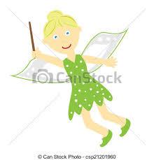 clip art vector tinkerbell fairy cute fantasy fairy tale