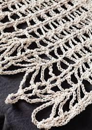 Crochet Valance Curtains Vintage Toran Crochet Rainbow Curtain Valance By Faerymother