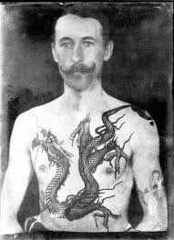 victorian era photos reveal the work of britain u0027s first tattoo artist