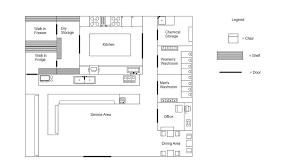 pizza shop floor plan bakery floor plan by exchef123 on deviantart