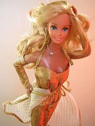 80 u0027s golden dream barbie 80 childhood nostalgia