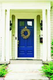 Choosing Front Door Color by Great Painted Front Door Choose Color Then Your Front Designrulz