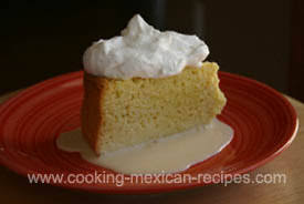 easy tres leches cake recipe three milk cake