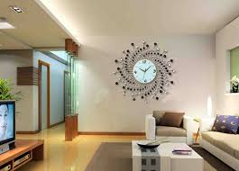 Decorating Large Walls In Living Room by Decorating Large Decorative Wall Clocks Jeffsbakery Basement