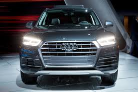 Audi Q5 Headlight - 2018 audi q5 review first impressions news cars com