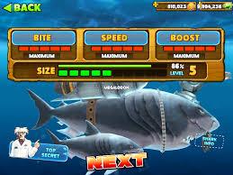 Hungry Shark Map Nhập Vai Hungry Shark Evolution Cá Mập Hung Dữ Tinhte Vn