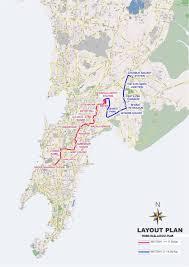 Monorail Las Vegas Map by What To Make Of Mumbai U0027s New Monorail U2013 The Urbanist Dispatch