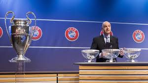 the champions league draw group by group favourites outsiders