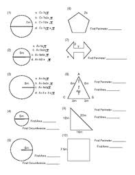 perimeter and area worksheets 4th grade pdf recherche google