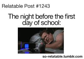 Back To School Meme - back to school meme uploaded by ᑕᗩeᒪi on we heart it