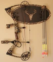 hd rack lost camo bow holder lost camo wall mounted man