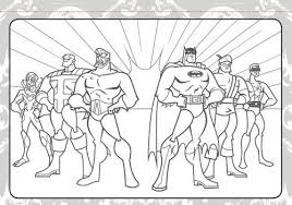 coloring pages amazing batman the brave and bold coloring pages