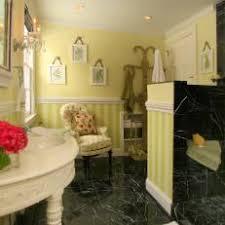 Bathroom With Black Walls Yellow Bathroom Photos Hgtv