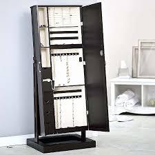 standing mirror jewelry cabinet innovative stand up jewelry boxes at walmart standing mirror jewelry