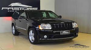 pastore jeep grand cherokee srt8 2006 preto aro 20 at5 4x4 6 1