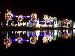 noccalula falls christmas lights 2017 nighttime bay view at christmas picture of river country