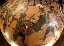 Greek Black Figure Vase Painting Black Figure Pottery Wikipedia