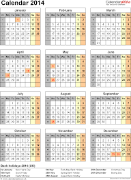 excel year planner calendar 2014 uk 15 free printable templates