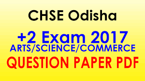 question bank chse 2 2nd year exam 2017 arts sc com all