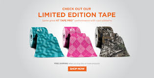 kt tape therapeutic kinesiology tape