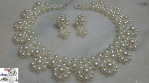 long pearl beaded necklace images 3 how to make pearl beaded necklace jewellery making pearl jpg
