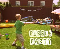 crossing the dixon line unique party ideas bubble