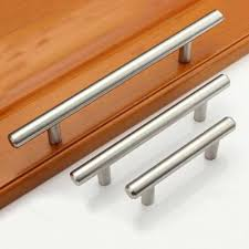 Stainless Steel Cabinet Handles Australia Modern Stainless Steel - Stainless steel kitchen cabinet handles and knobs