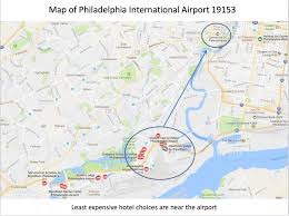 Philadelphia International Airport Map Logistics Exoplanet Science With Small Telescopes Precise