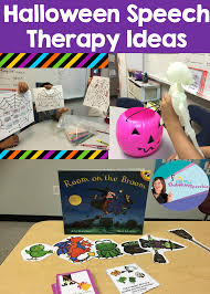 halloween speech therapy ideas my spooky week of fun therapy