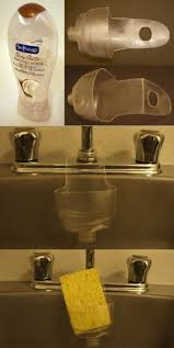 kitchen cabinet sponge holder kitchen sink sponge holder from plastic bottle holders from kitchen