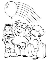 Happy Children S Day Kids Coloring Pages Coloring Pages Happy Coloring Pages