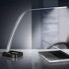 licht und design lita design led tischleuchte mit 3 jahren garantie