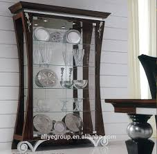 bl11310b luxury display cabinet with glass doors classic living