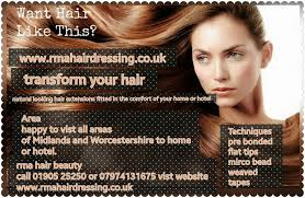 mobile hair extensions hair extensions in hereford mobile hair extensions rma