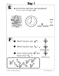 free common core math worksheets first grade grade core my