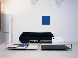 low crystal coffee table faraday by gallotti u0026radice design
