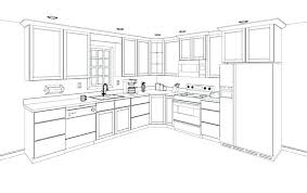 Kitchen Cabinet Layout Design Tool Kitchen Cabinets Layout Tool The Luxuriant Image Of A Modern