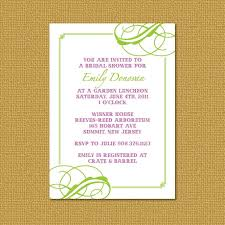 beautiful wording for bridal shower invitations for gift cards 59