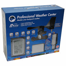 la crosse technology professional weather stations ws 1516 it