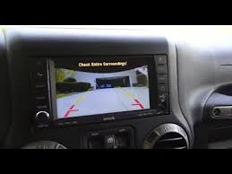 2014 jeep wrangler uconnect jeep wrangler how to install rear part 2 jk jku