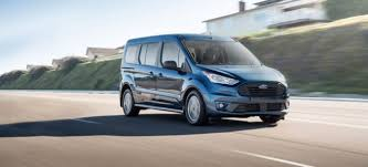 2019 ford transit connect wagon review specs titanium interior