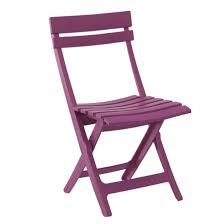 chaise de jardin design chaise pliante jardin miami grosfillex zendart design