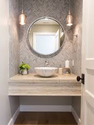 Wood Floor In Powder Room - 25 all time favorite beige tile powder room ideas u0026 remodeling