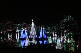 columbus zoo christmas lights columbus zoo wildlights ohio travels